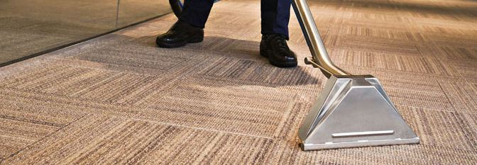How to Deal With Salt Stains on Commercial Carpets
