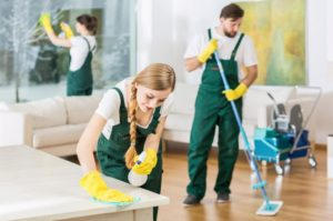 About Janitorial Services